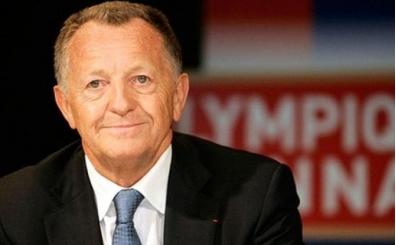 Lyon Başkanı Aulas'tan transfer açıklamaları!