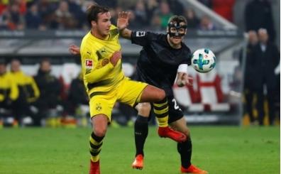 Dortmund'a Stuttgart'ta büyük şok!