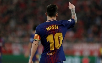 Messi: 'Real Madrid'i dışarıda bırakamam'