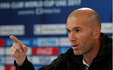 Zidane, Del Bosque'yi geçti! 'Tahmin edemezdim'
