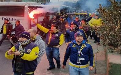 Fenerbahçe'den Galatasaray derbisiyle ilgili açıklam