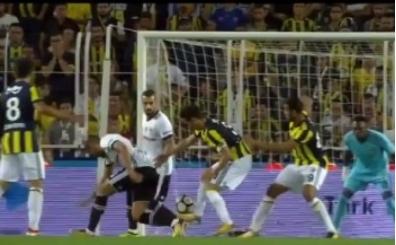 Beşiktaş taraftarının Cenk Tosun isyanı! Penaltı...