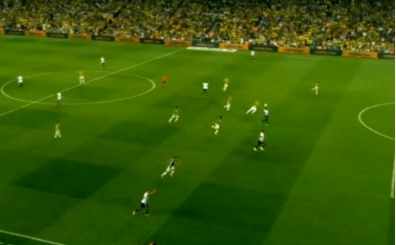 Negredo'nun Fenerbahçe'ye attığı gol ofsayt gerekçesiyle iptal