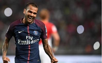 Dani Alves: ''Marsilya oyuncularını tanımıyorum''