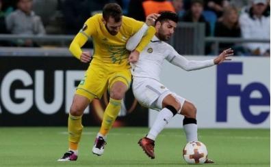 Astana, Maccabi Tel-Aviv'e fark attı!
