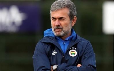 Aykut Kocaman'ın Fenerbahçe'de dalya heyecanı