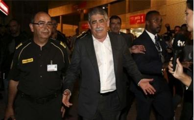 Portekiz polisi, Benfica Başkanı'nın evine girdi!