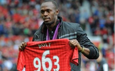 Usain Bolt gözünü Real Madrid'e dikti