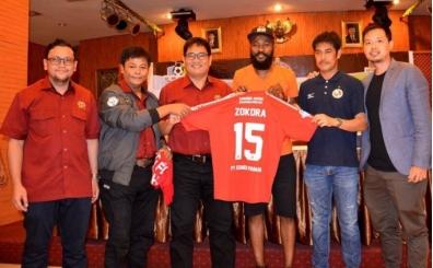 Zokora, Endonezya'ya transfer oldu