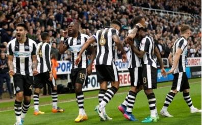 Newcastle United, Premier Lig'e yükseldi!