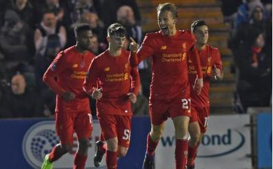 Liverpool deplasmanda tek golle turladı!