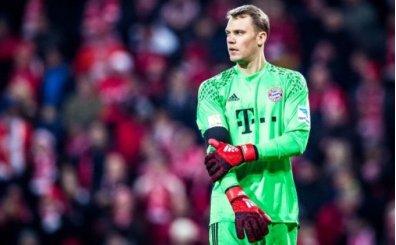 Bayern Münih'e Manuel Neuer'den kötü haber!