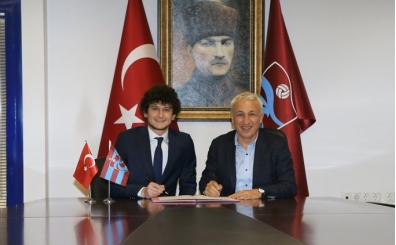 Trabzonspor, Cafer Tosun ile uzattı!