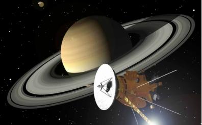 Cassini Uzay Aracı, Google tarafınden niye Doodle yapıldı anlamı ne?
