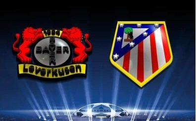 Leverkusen Atletico Madrid CANLI İZLE