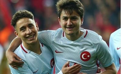 Fenerbahçe'den Cengiz Ünder'in transferi için sürpriz!