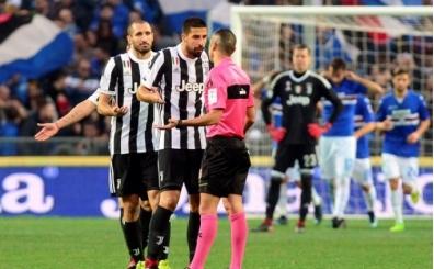 Juventus'a şampiyonluk yolunda ağır darbe!