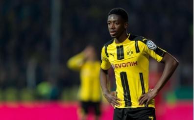 Borussia Dortmund'dan Dembele için flaş açıklama!
