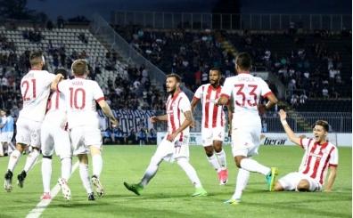 Emenike attı, Olympiakos kazandı!
