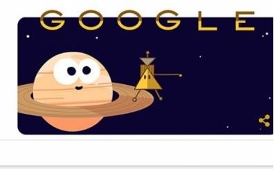 Bugün Google doodle'ı Cassini Uzay Aracı nedir?