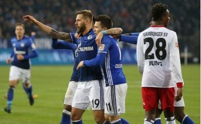 Schalke çıkışını sürdürdü! Bayern'in peşindeler