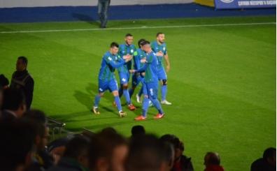 Rizespor evinde İstanbulspor'a gol yağdırdı