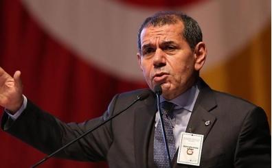 Dursun Özbek'e büyük destek
