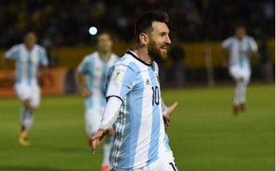 Arjantin'e 'Kara büyü' desteği!