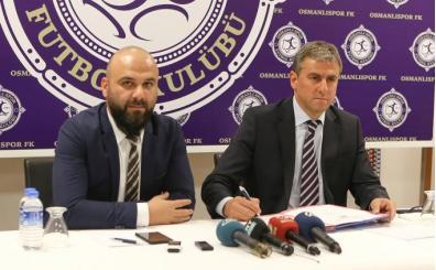Hamza Hamzaoğlu, imzayı attı!