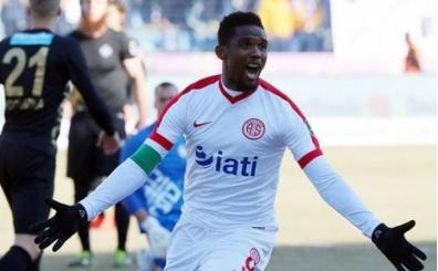 Beşiktaş, Samuel Eto'o'ya bir yıl rötarlı kavuşabilir
