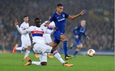 Everton'ın kötü gidişatı sürüyor! Lyon'a da mağlup...
