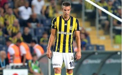 Fenerbahçe'ye transferi Robin van Persie yapacak