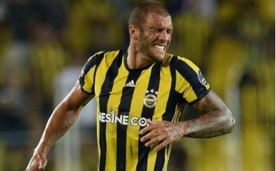 Fenerbahçe'de Kocaman'dan Fernandao kararı