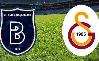 Başakşehir Galatasaray maçı bu akşam hangi kanalda? Saat kaçta?