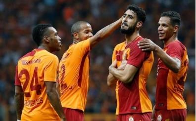 Galatasaray'ın Bursaspor kamp kadrosu!