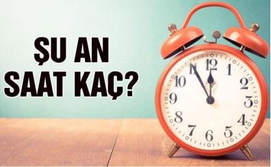 Saatler ne zaman ileri alınacak? Türkiye'de saatler ileri alınacak mı?