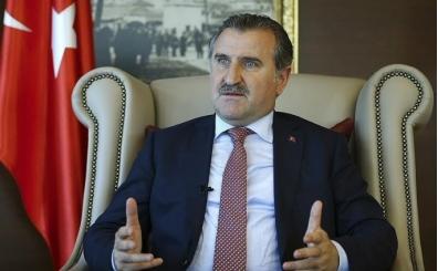 Yabancı sayısı için Bakan'dan flaş açıklama