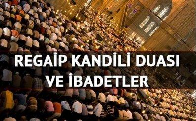Regaib Kandili'nde okunacak dualar, Regaib Kandili instagram paylaşım mesajları