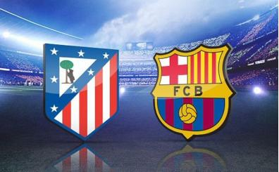 Atletico Madrid Barcelona şifresiz canlı izle - Bein sports (Lig TV)