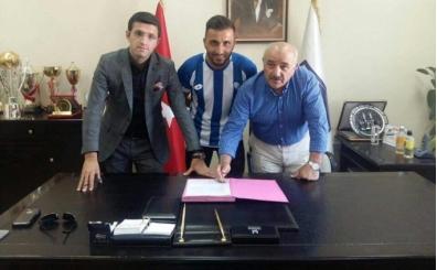 Erzurumspor, Murat Gürbüzerol'u transfer etti