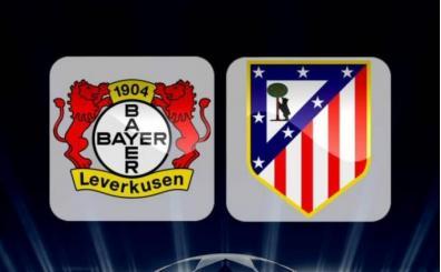 Leverkusen - Atletico Madrid şifresiz canlı izle (TRT 1 izle)