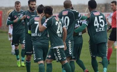 Atiker Konyaspor, evinde turladı!