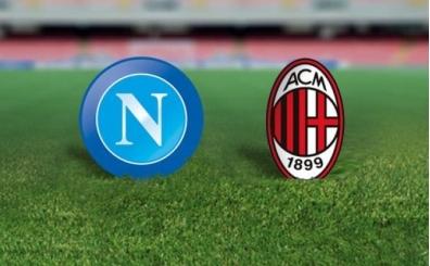 Napoli Milan maçı canlı yayın (şifresiz) hangi kanalda saat kaçta?