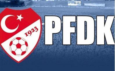 PFDK, kararları açıklandı