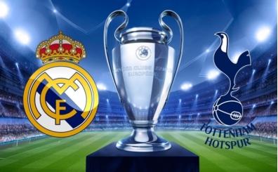Real Madrid Tottenham maçı canlı yayın hangi kanalda yayınlanacak?