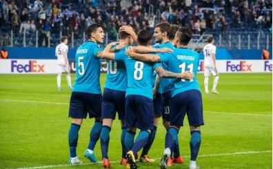 Rigoni hat-trick yaptı, Zenit kayıpsız devam etti