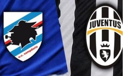 Sampdoria Juventus maçı canlı yayın hangi kanalda saat kaçta?