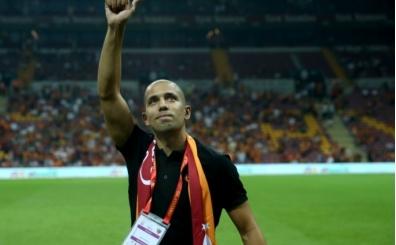 Galatasaray'a Feghouli'den müjdeli haber