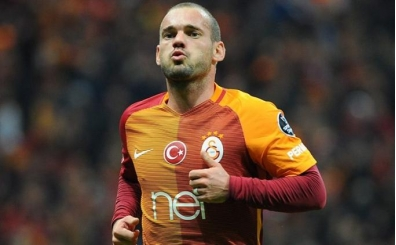 Wesley Sneijder için Amerika'dan transfer teklifi!