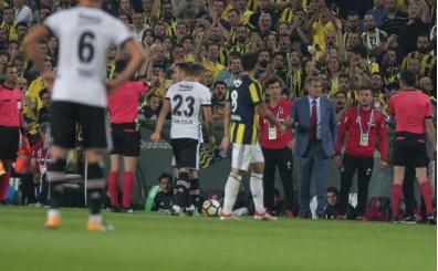 Şenol Güneş'e Fenerbahçeli taraftardan saldırı